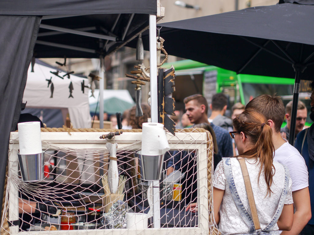 Streetfood-Festival Berlin