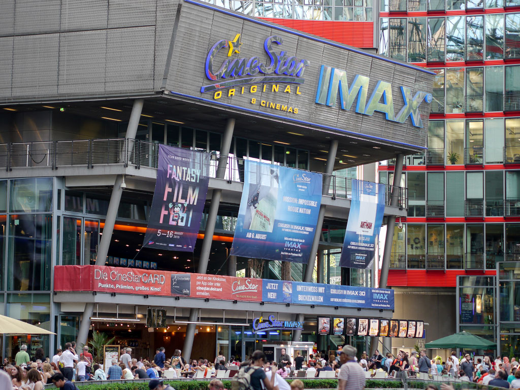 Fantasy Filmfest 2015 im Cinestar Berlin