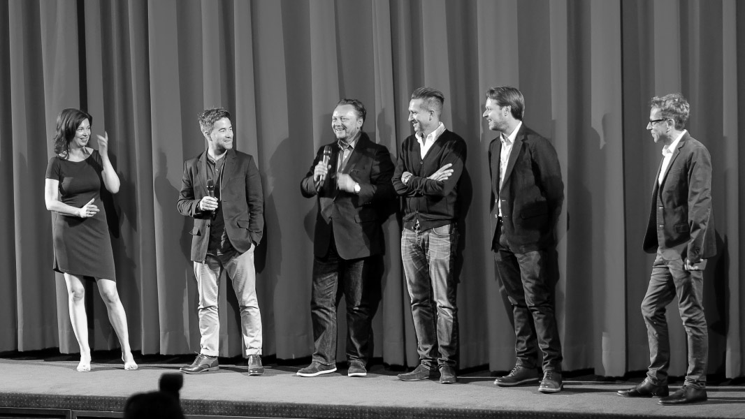 """Kill Your Friends"" Weltpremiere - Fantasy Filmfest Berlin 2015"