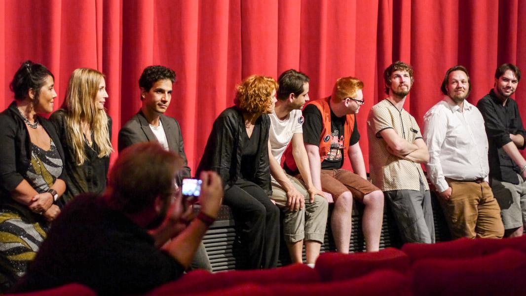 Stung Crew - Fantasy Filmfest Berlin 2015