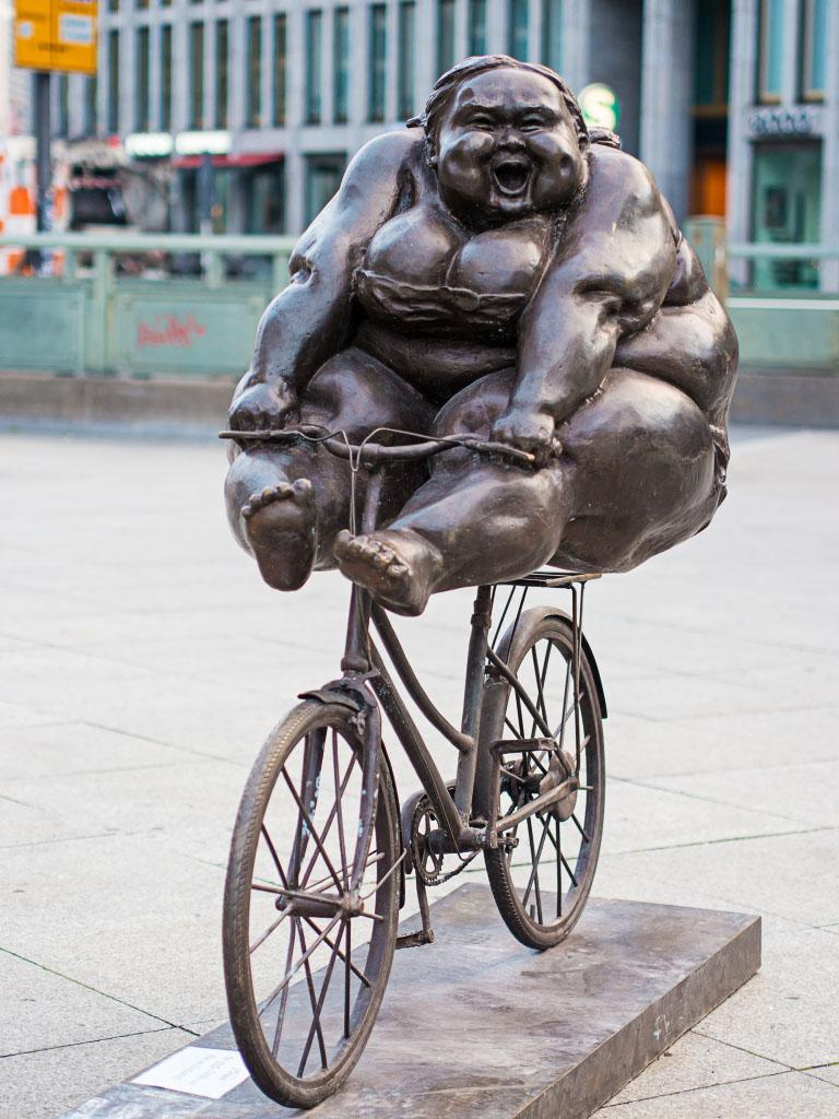 """Fat Ladies"" Berlin - Bliss / Glückseeligkeit"