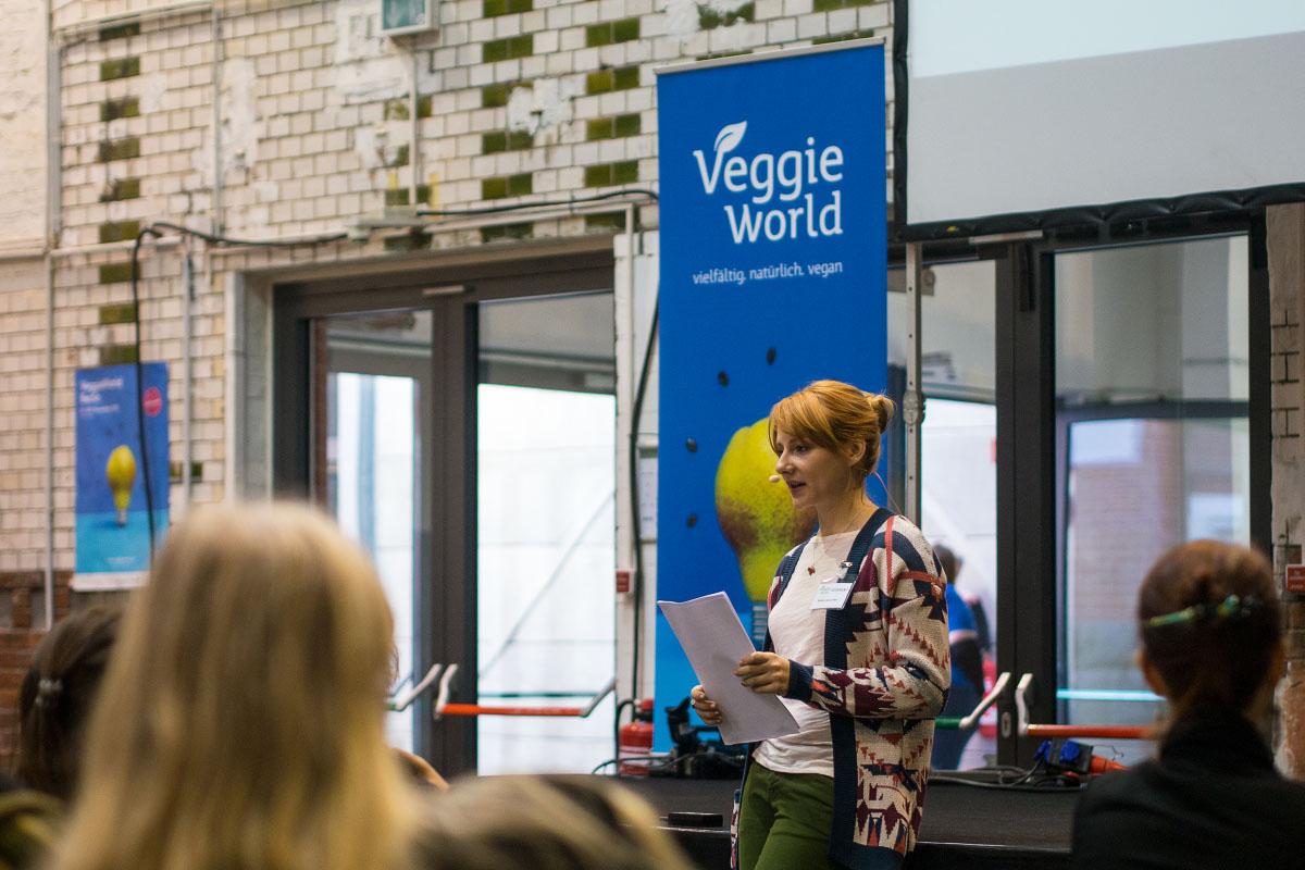 Maika Lapuschkin - VeggieWorld