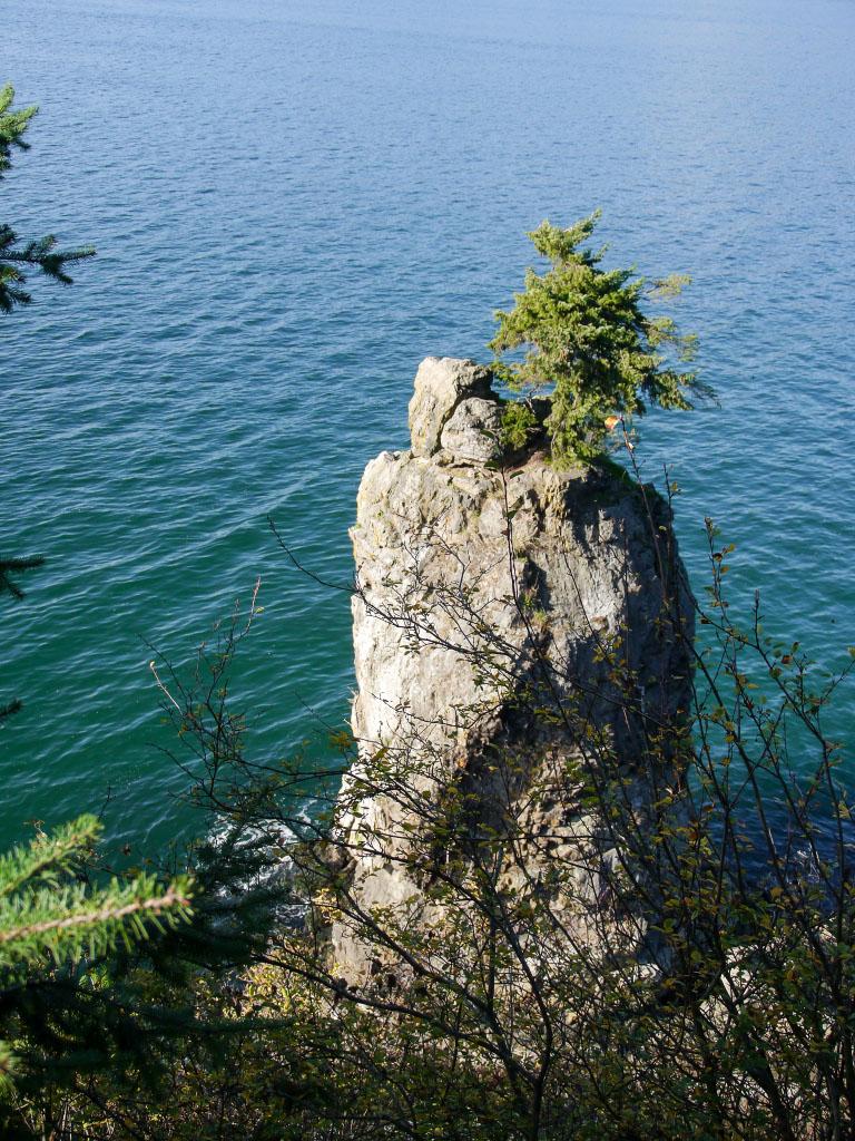 Siwash Rock - Vancouver
