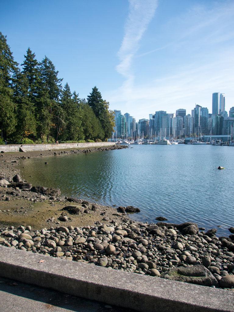 Stanley Park Drive - Vancouver