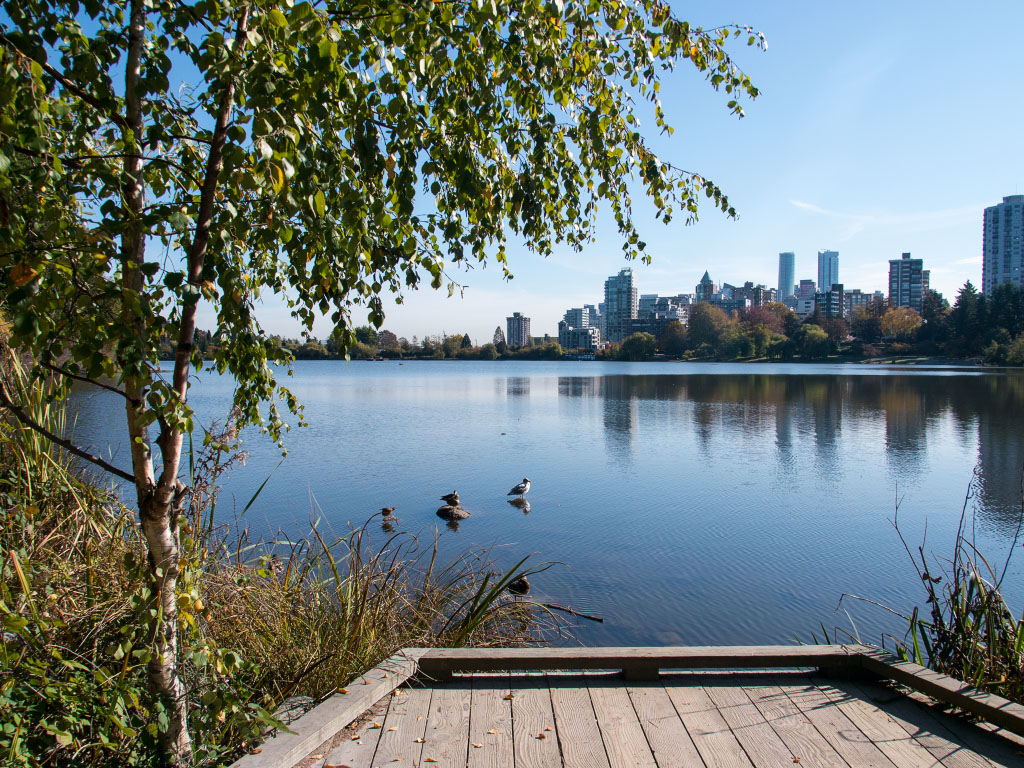 Vancouver - Lost Lagoon
