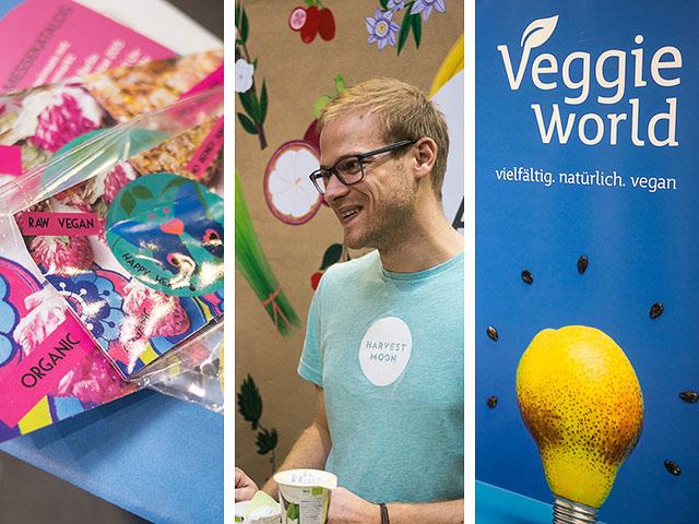 VeggieWorld Berlin 2015 – Teil 1: Aussteller