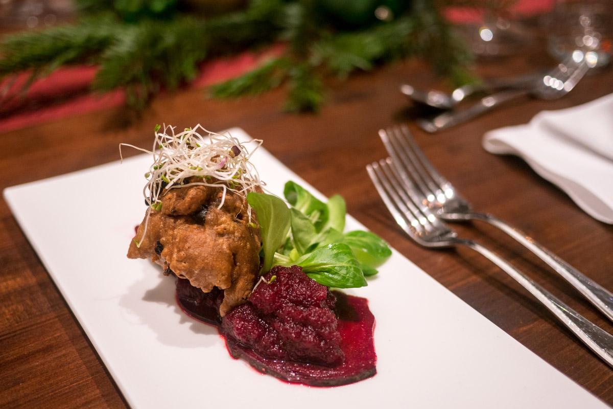 Rote-Bete-Carpaccio - Veganer Kochkurs mit Nicole Just
