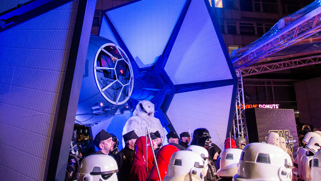 Star Wars: The Force Awakens Filmpremiere Berlin
