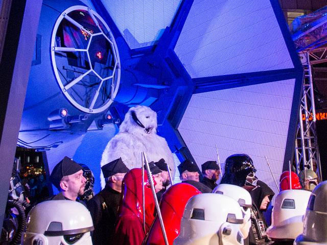 Star Wars: Das Erwachen der Macht Premiere Berlin