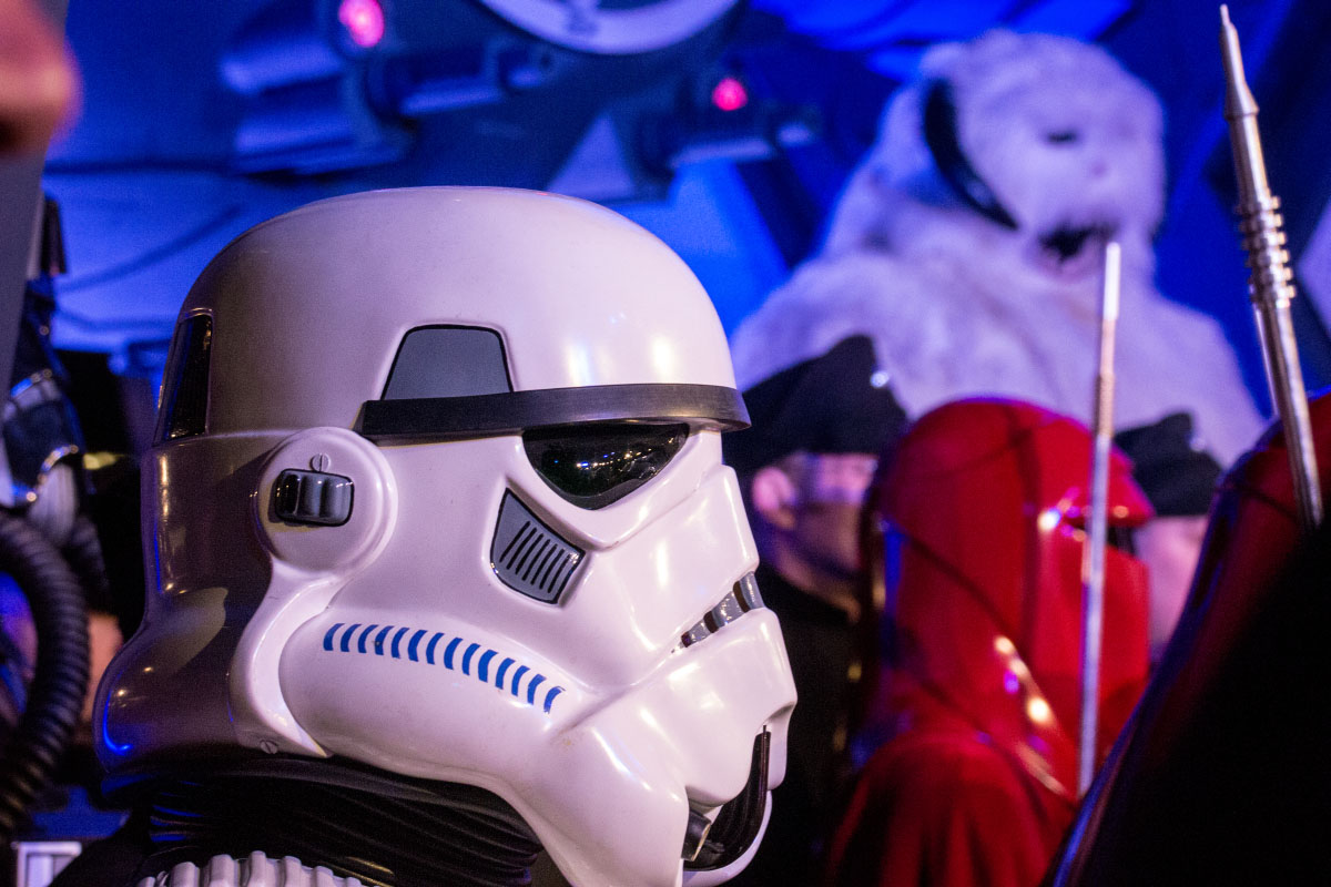 Stormtrooper - Star Wars: The Force Awakens Premiere Berlin