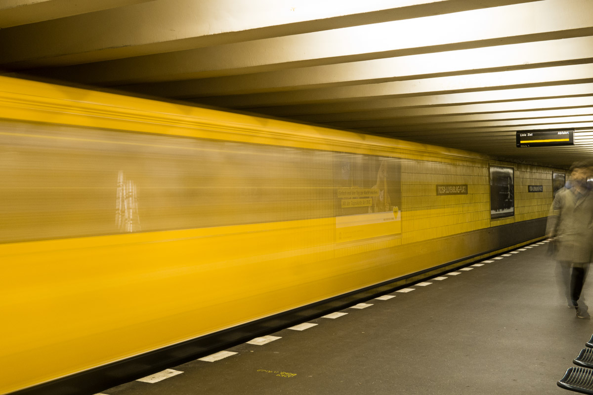 U-Bahnhof Rosa-Luxemburg-Platz