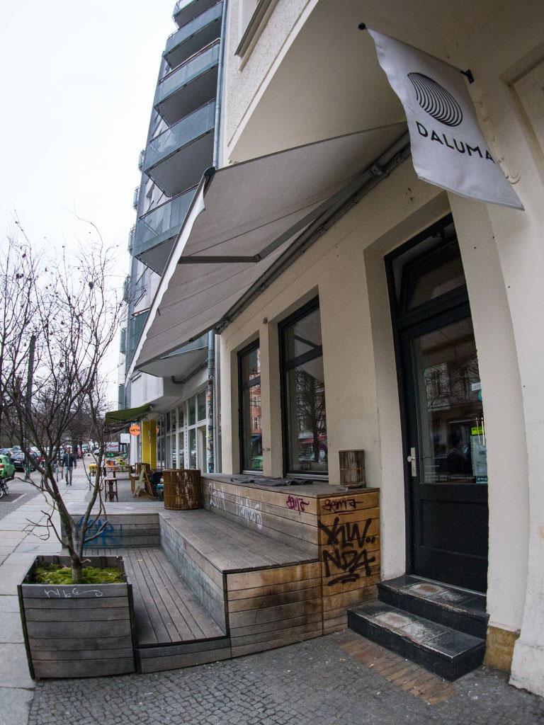Daluma Berlin - Weinbergsweg