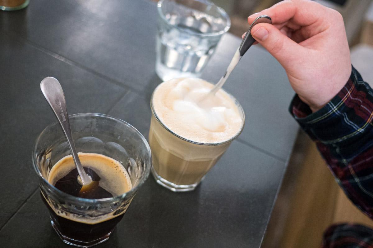 Daluma Berlin - Kaffee