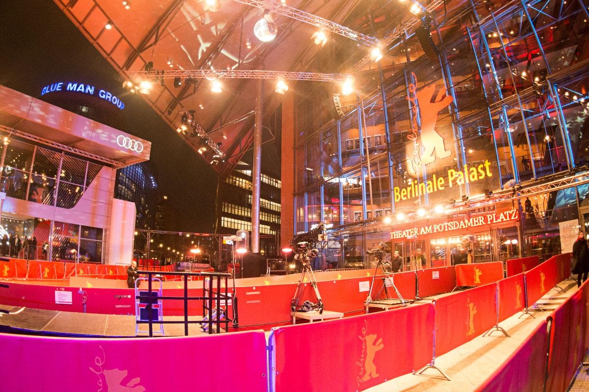Berlinale Palast 2016