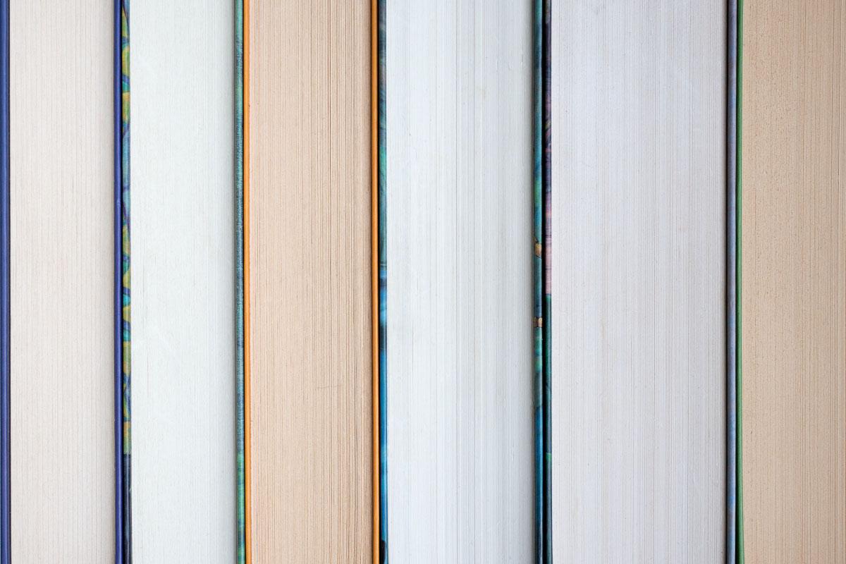 Bücher-Struktur