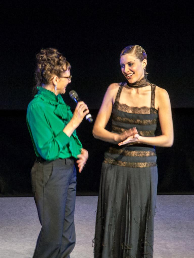 Greta Gerwig & Rebecca Miller - Berlinale 2016