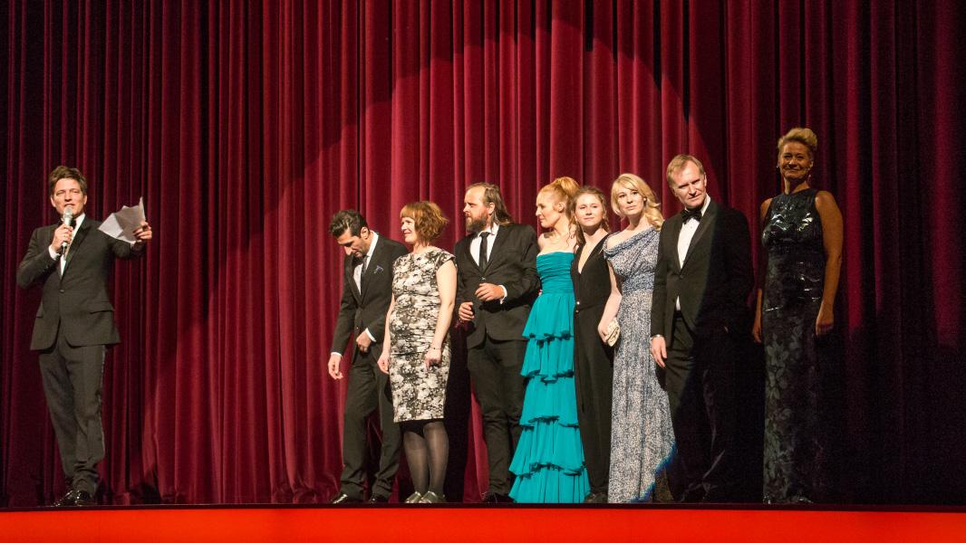 Kollektivet - Premiere im Berlinale Palast