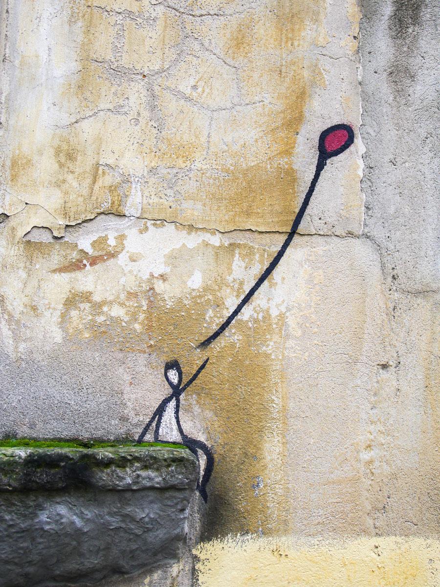 Florenz - Streetart