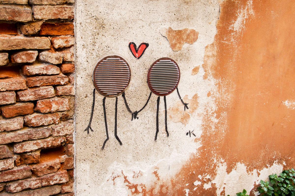 Pisa - Streetart