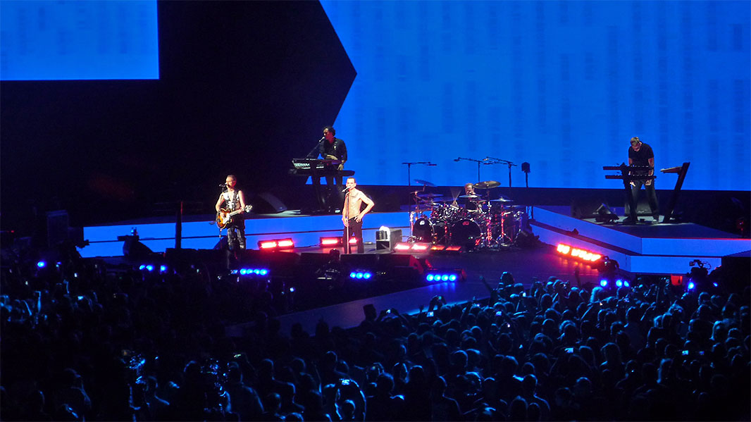 Depeche Mode-Konzert