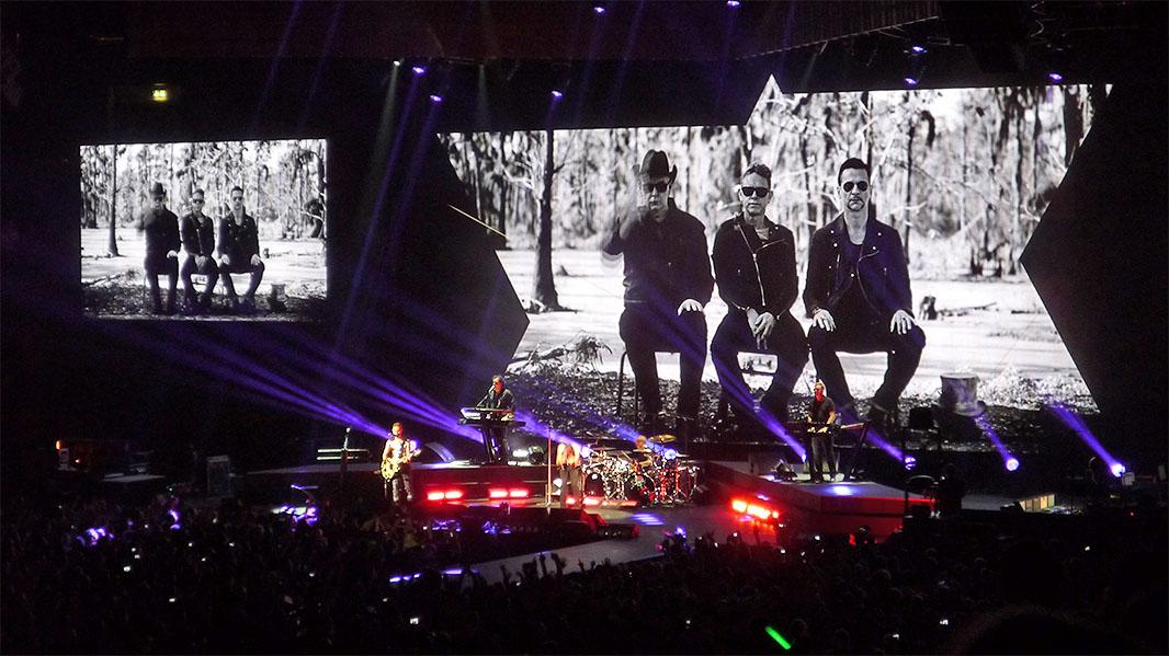 Depeche Mode - o2 World Berlin