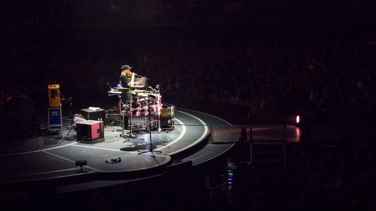 Jack Garratt - Mercedes-Benz Arena Berlin 2016