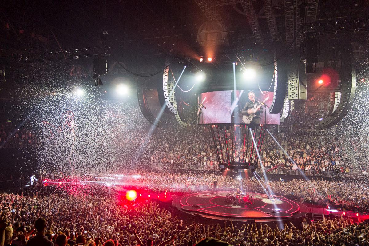 Muse-Konzert 2016