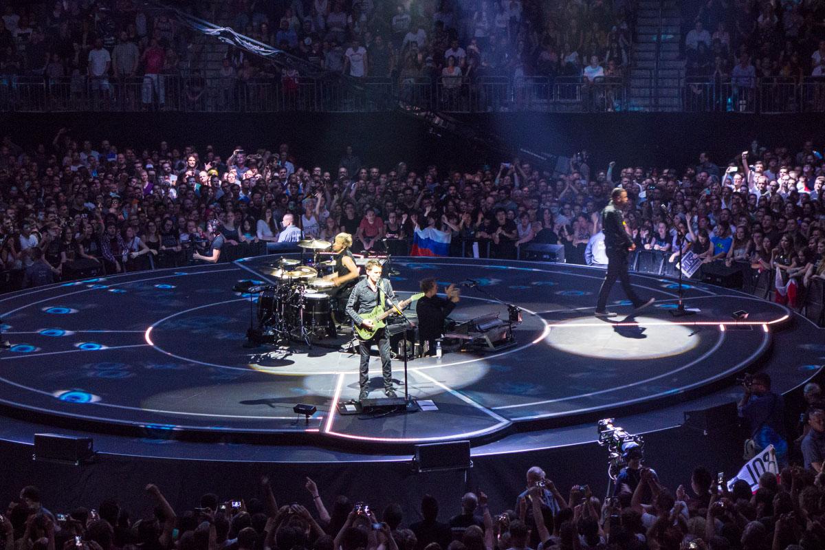 Muse-Konzert Berlin 2016
