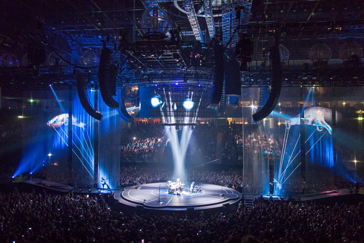 Muse-Konzert Berlin