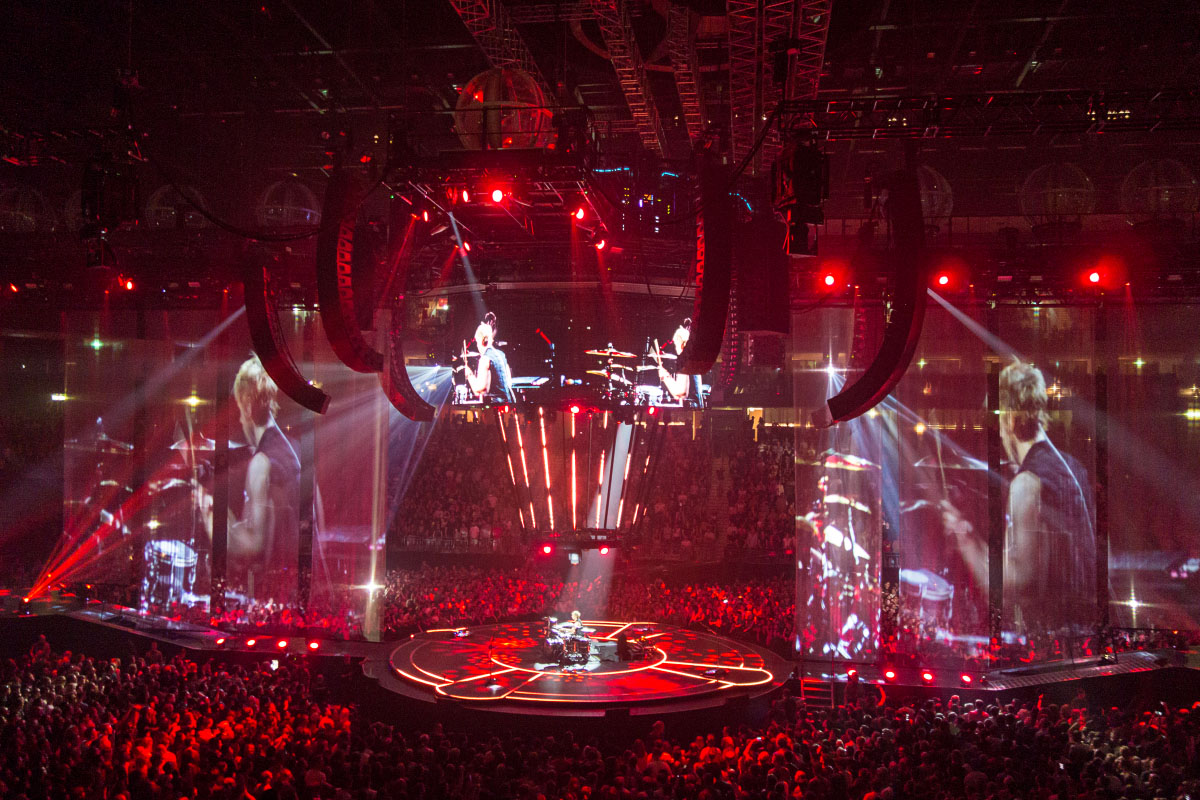 Muse - Mercedes-Benz Arena Berlin