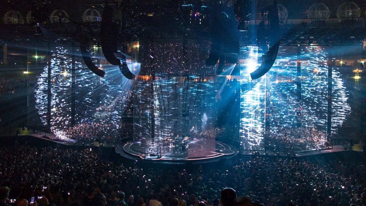 Muse - Mercedes-Benz Arena