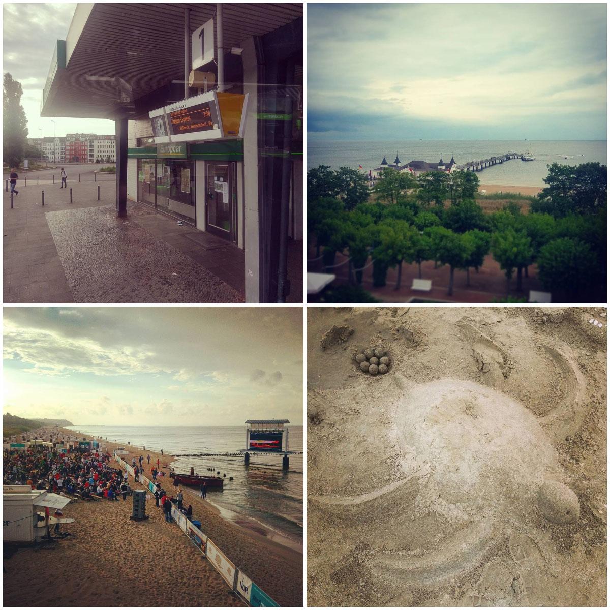 Ostsee-Trip auf Instagram