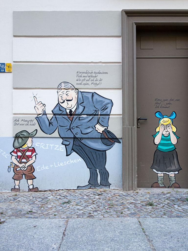 Zille Graffiti Berlin