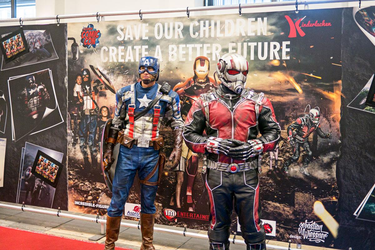 Avengers Live - Comic Con Berlin 2016