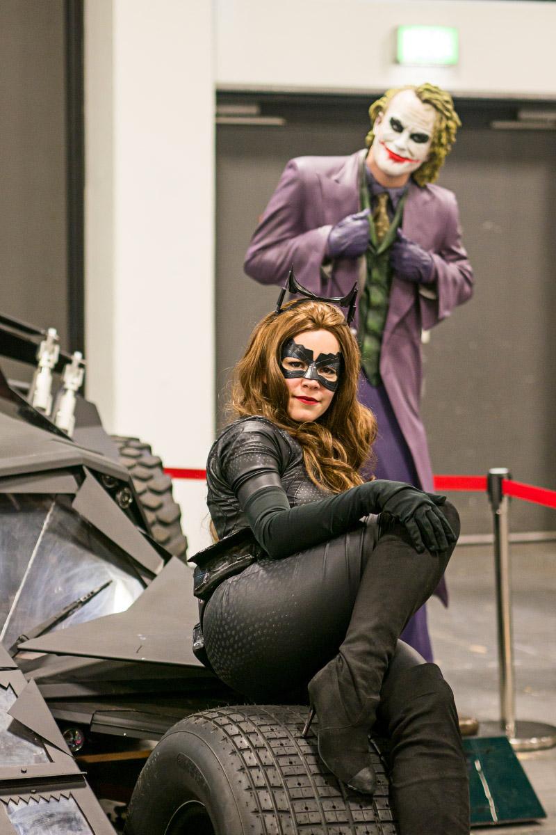 Catwoman Cosplay - Comic Con Berlin 2016