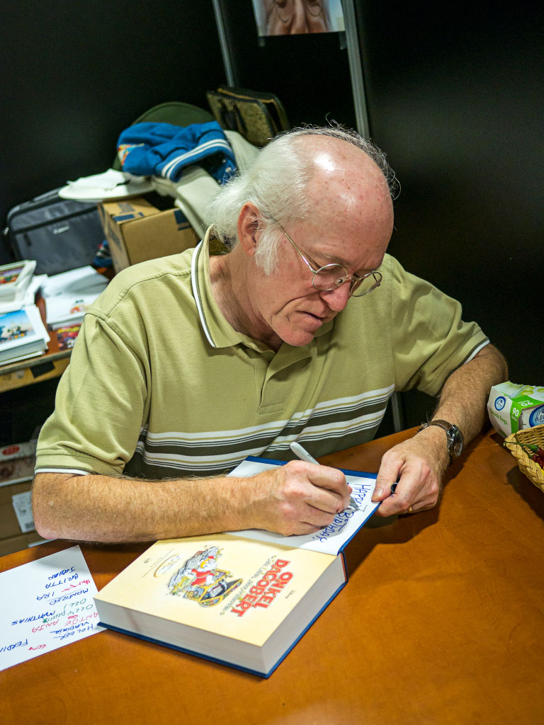 Don Rosa - Comic Con Berlin 2016