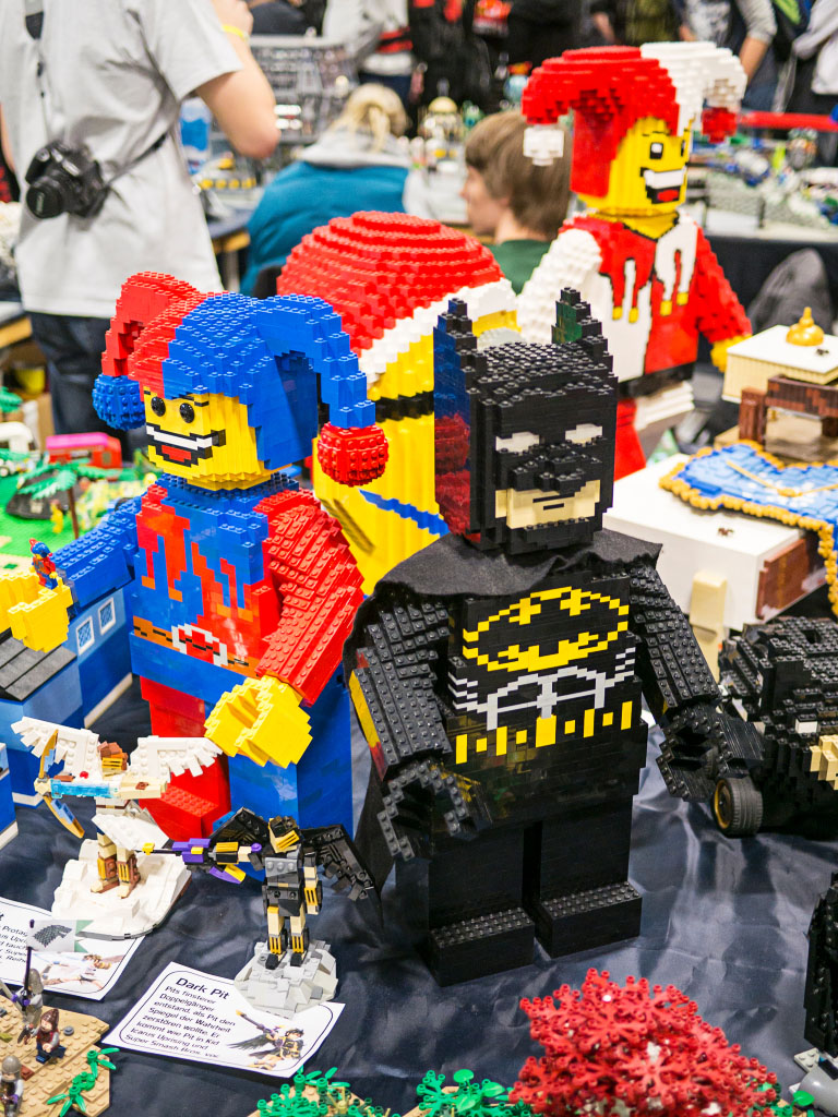 LEGO Batman - Comic Con Berlin 2016