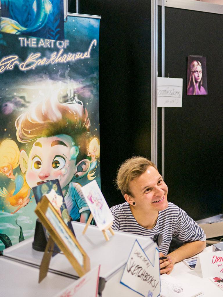 Pietmaen - Comic Con Berlin 2016