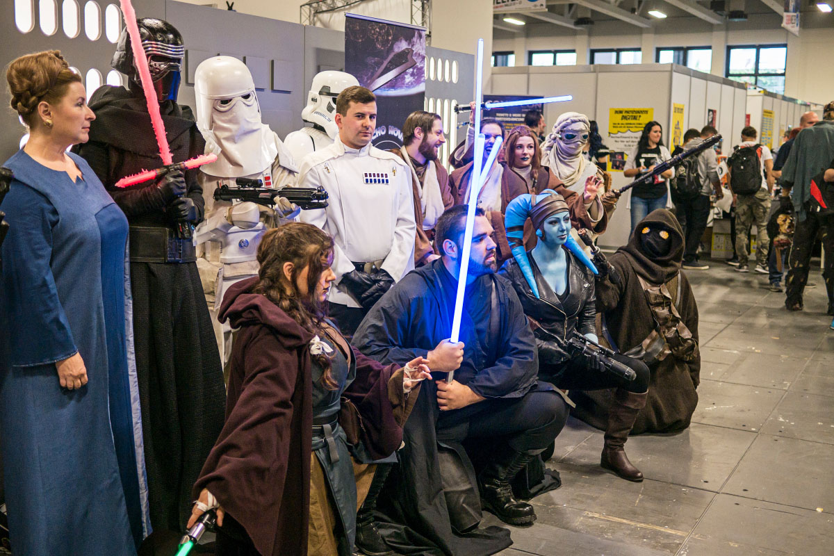 Star Wars - Comic Con Berlin 2016