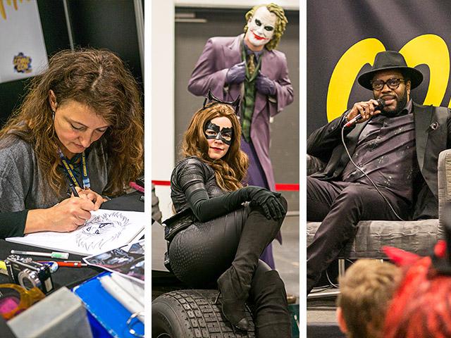 German Comic Con Berlin 2016
