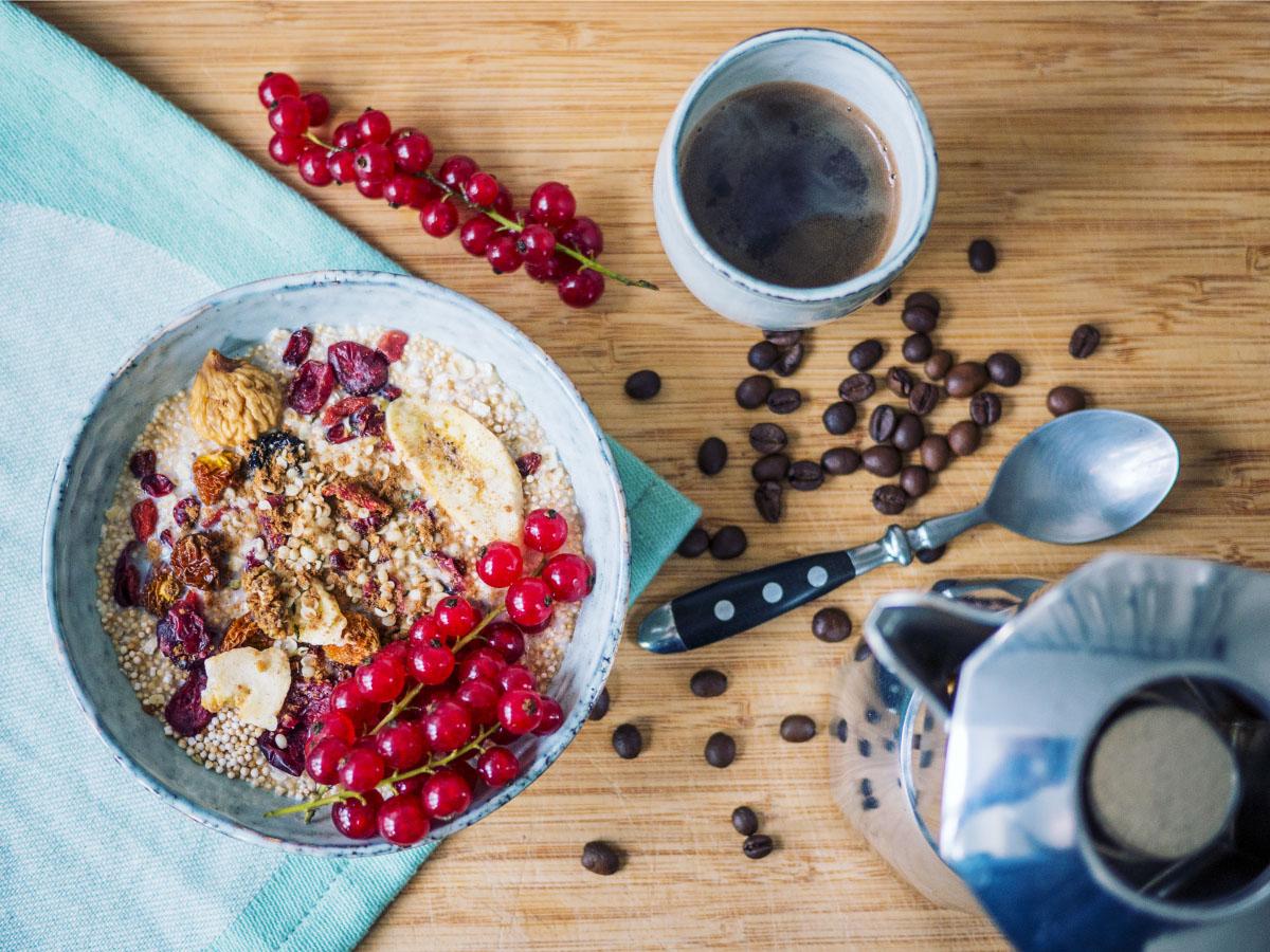 Früchtemüsli - Food-Stillleben