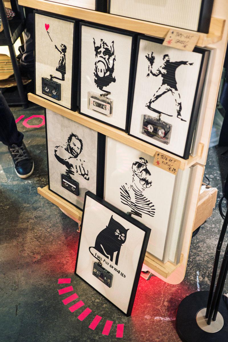Madeinosnabrueck - Holy Shit Shopping Berlin 2016