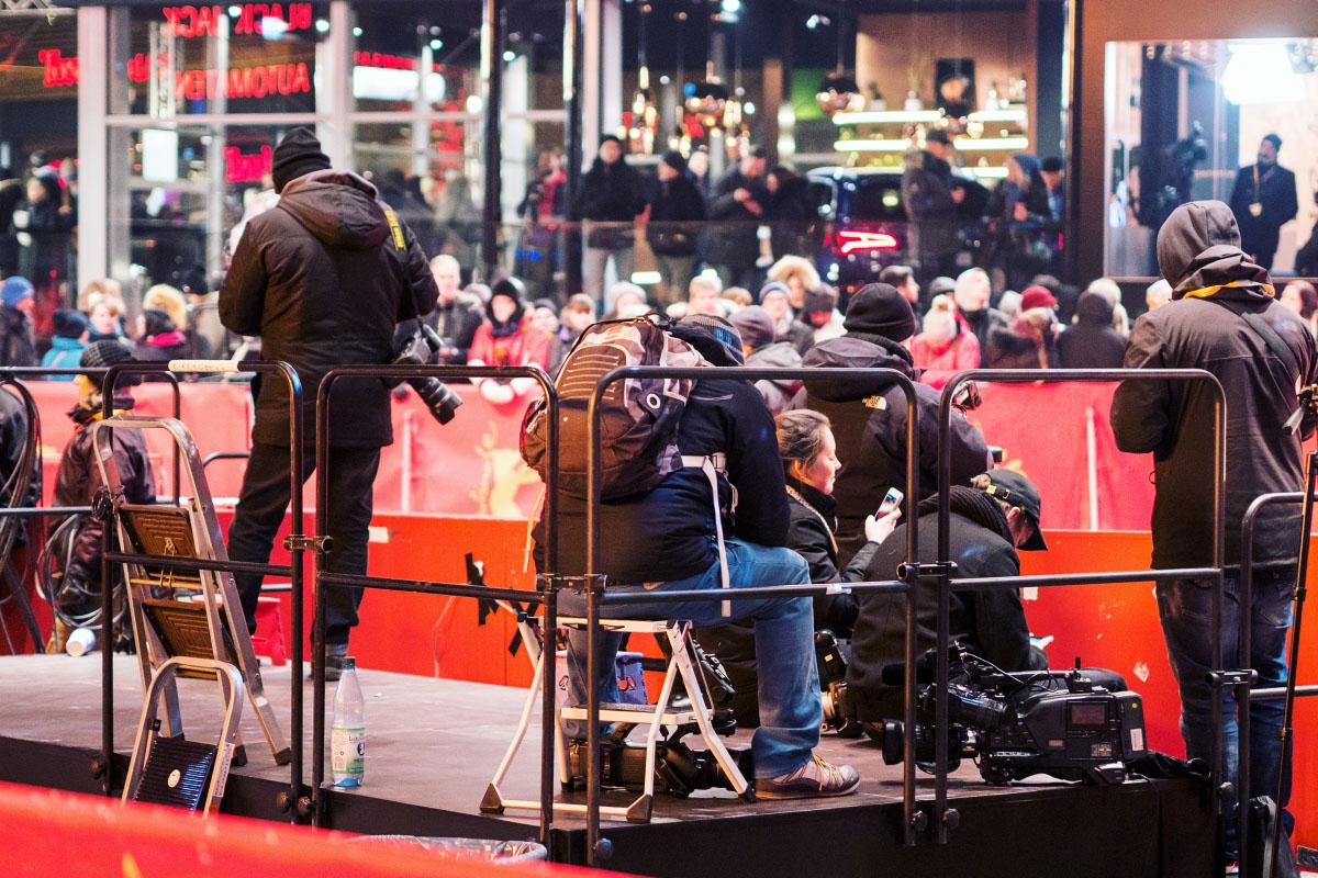 Berlinale 2017 - Fotografen