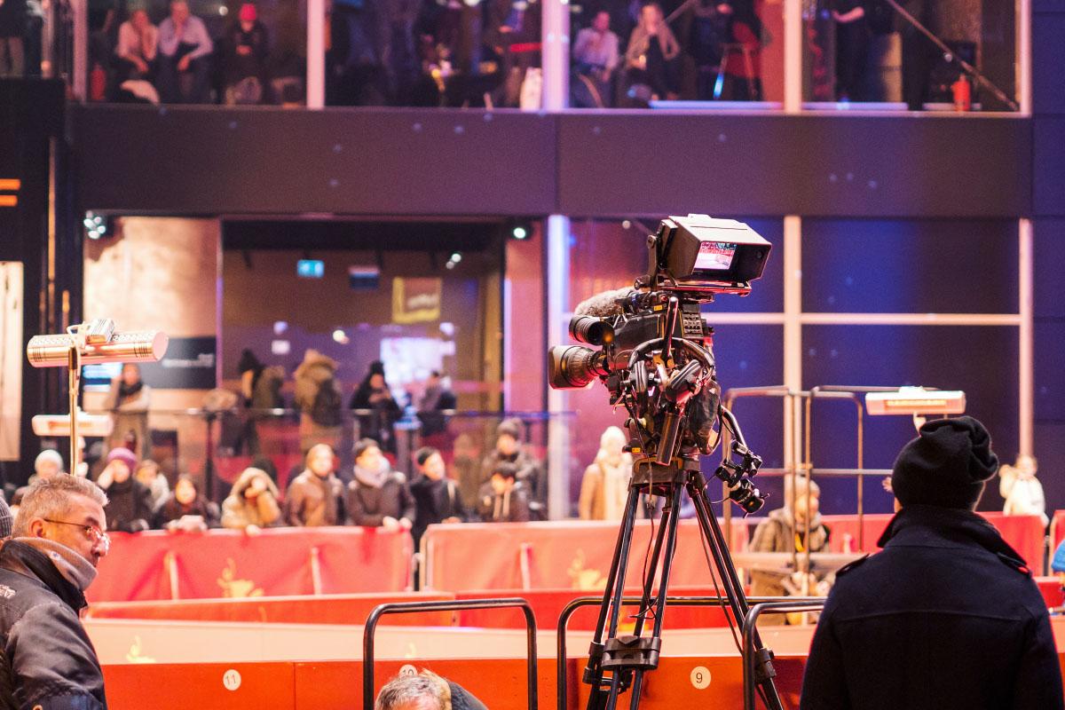 Berlinale 2017 - Kamera