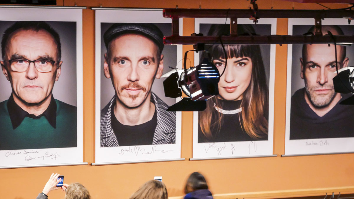 Berlinale 2017 - Trainspotting 2 Portraits