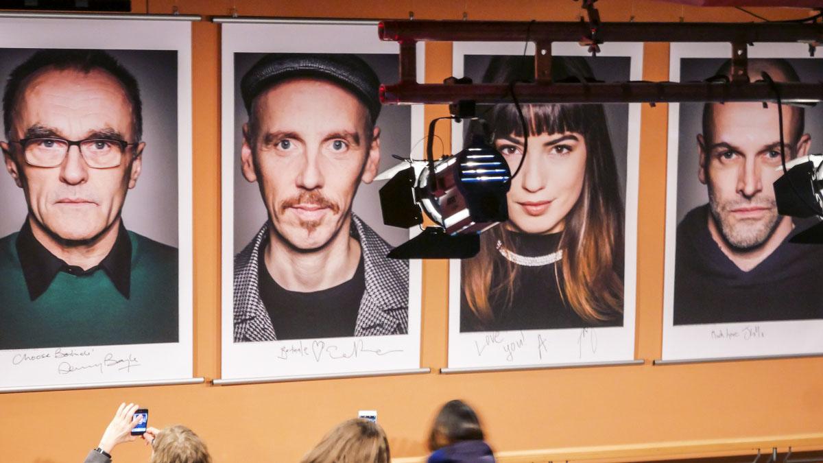 Berlinale 2017 - Trainspotting 2 Portraits