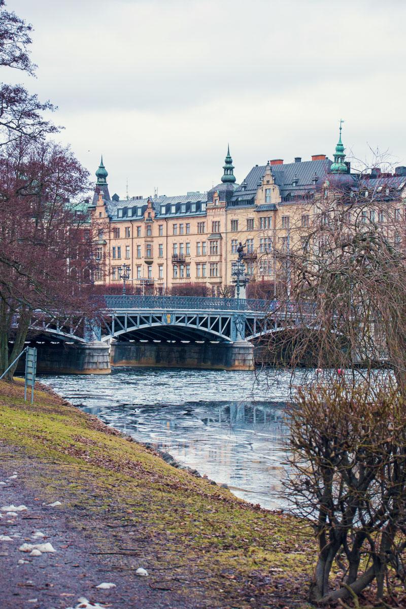 Lusthusportens Park - Stockholm