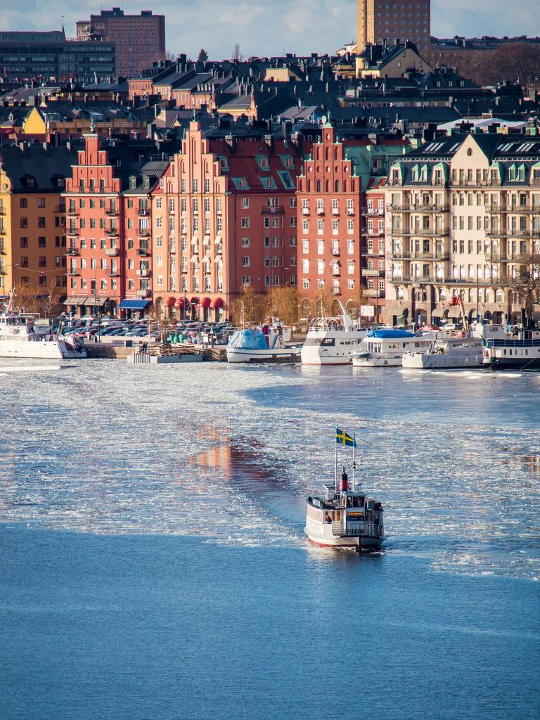 Riddarfjärden - Stockholm