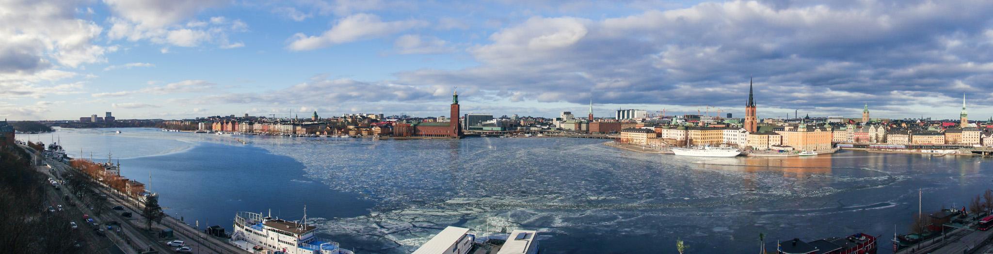 Stockholm - Panorama