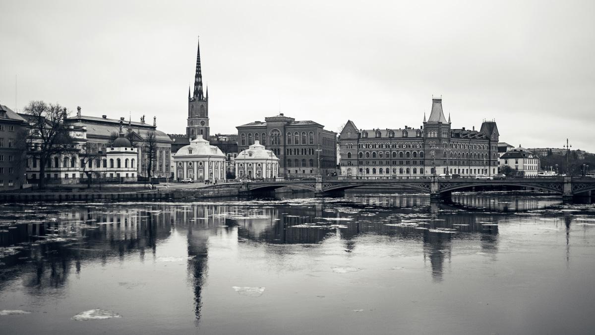 Vasabron - Stockholm